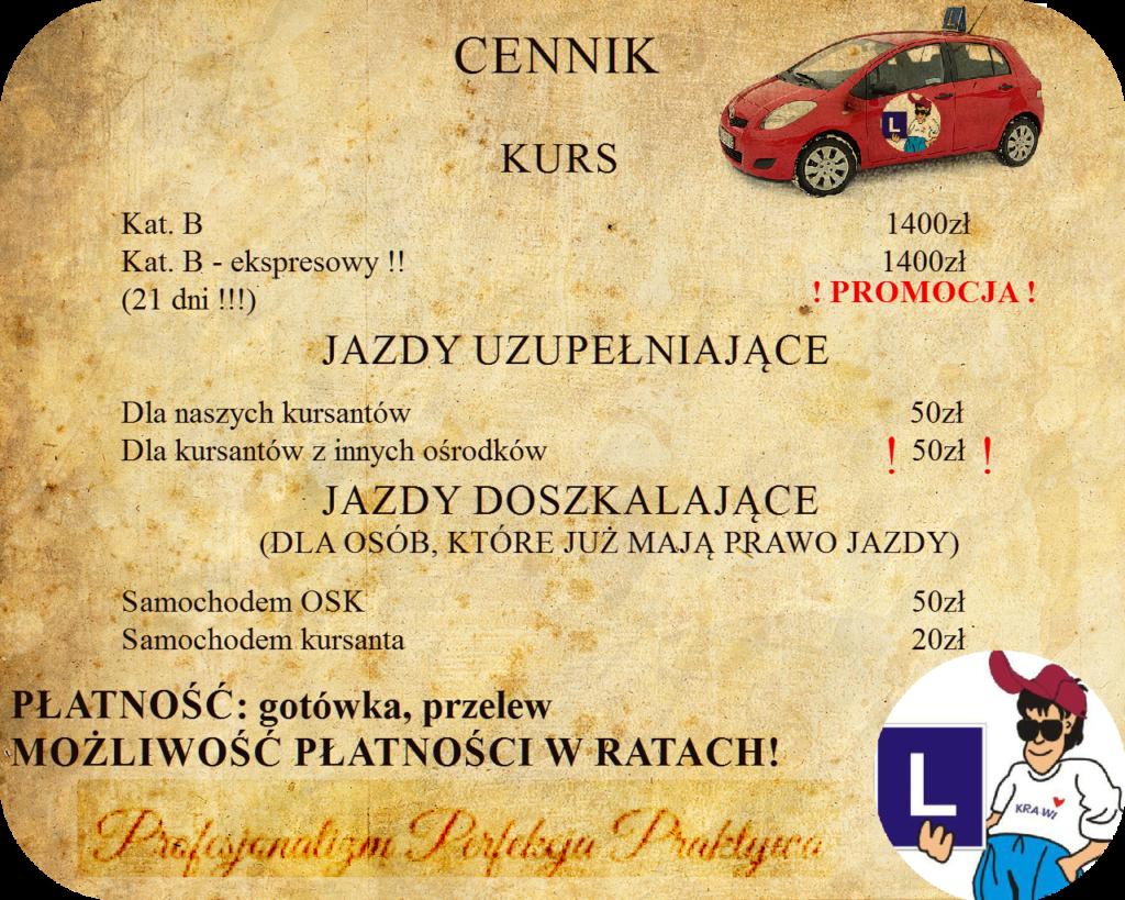 cennik-prawo-jazdy-wizner